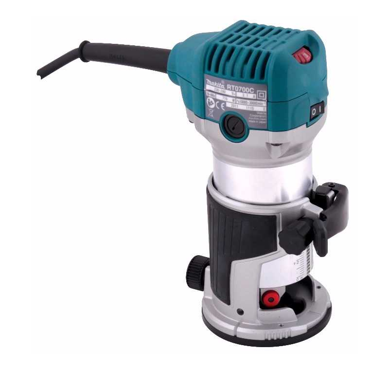 Freeze -Makita RT0700C