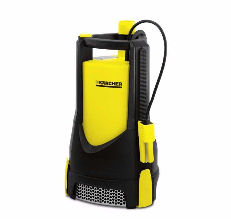 Drenaj pompası -Karcher SDP 18000 LEVEL SENSOR