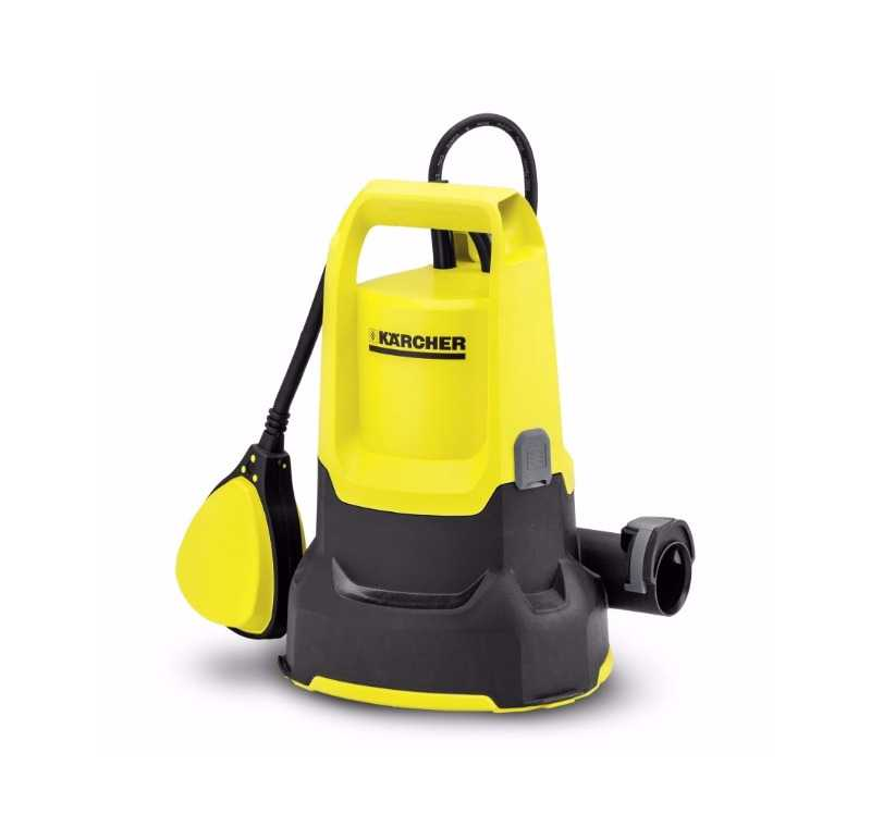Drenaj pompası -Karcher SP 3 DİRT