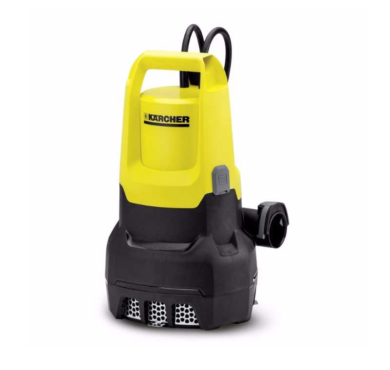 Drenaj pompası -Karcher SP 7 DİRT *EU